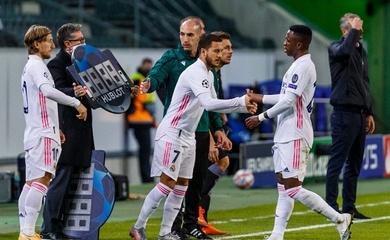 Hazard gây sốc với thời gian tịt ngòi ở Real Madrid