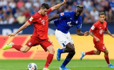 Lịch trực tiếp Bóng đá TV hôm nay 18/9: Bayern Munich vs Schalke