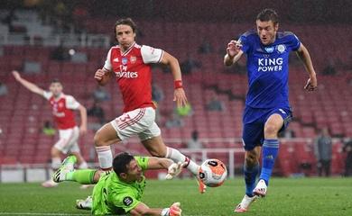 Lịch trực tiếp Bóng đá TV hôm nay 23/9: Leicester City vs Arsenal