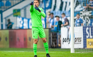 Video Highlights Riteriai vs Slovan Liberec, bóng đá C2 đêm qua