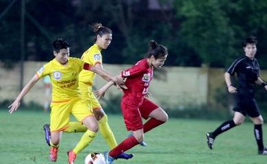 Lịch thi đấu bóng đá nữ VĐQG Việt Nam 2020 mới nhất