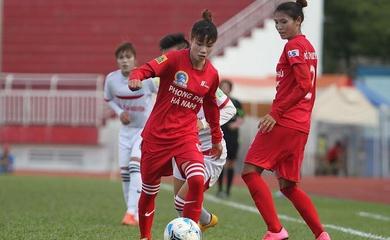 Kết quả Phong Phú Hà Nam vs Thái Nguyên, video bóng đá nữ Việt Nam hôm nay