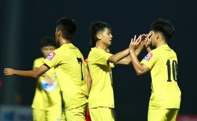 Trực tiếp U17 Sài Gòn vs U17 Nutifood: Thị uy sức mạnh