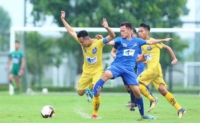 Trực tiếp U17 SLNA vs U17 Phú Yên: Thêm một thất bại