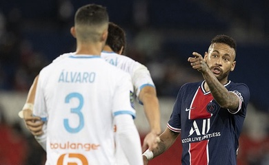 Tin bóng đá mới nhất hôm nay 22/9: Neymar bị cáo buộc phân biệt chủng tộc