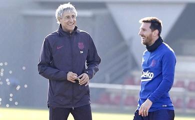 Tại sao thầy cũ của Messi dọa kiện Barca ra tòa?