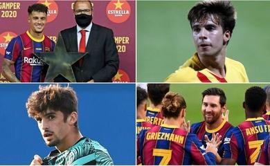 Barca mới của Koeman: Người chiến thắng và kẻ thất bại