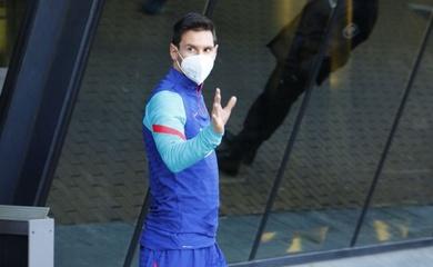 """Messi sẽ nắm giữ """"vận mệnh"""" Barca ở chung kết Siêu Cúp"""