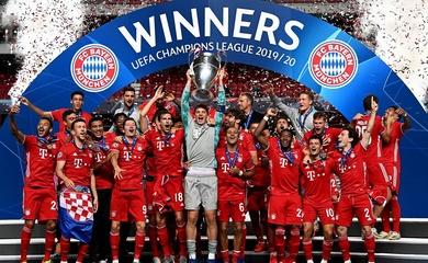 Đội hình lý tưởng Champions League của UEFA không có Ronaldo
