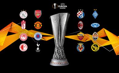 Kết quả bốc thăm cúp C2 - Europa League vòng 1/8