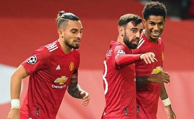 Fernandes tiết lộ lý do nhường đá penalty cho Rashford