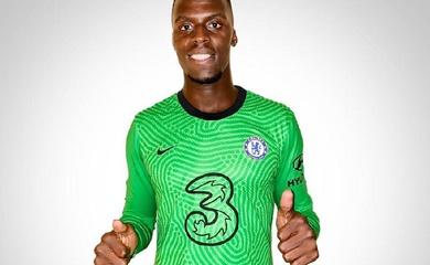 Tin tức bóng đá mới nhất hôm nay 24/9: Chelsea chính thức có thủ môn mới