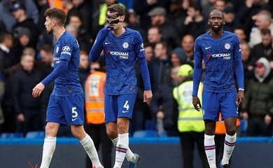 Tin tức bóng đá mới nhất hôm nay 24/9: Chelsea chuẩn bị thanh lý trung vệ