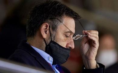 Bartomeu là chủ tịch thứ ba của Barcelona bị bắt