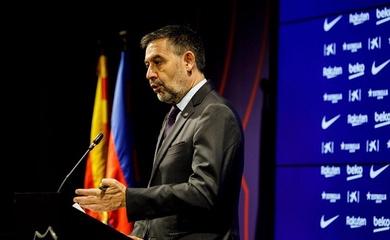Chủ tịch Barca bất ngờ từ chức sau khi bị đe dọa và xúc phạm