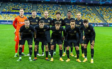 Barca có đội hình trẻ nhất ở Champions League sau 9 năm