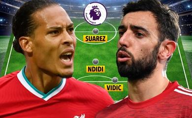 Sao MU và Liverpool trong đội hình chuyển nhượng tốt nhất tháng 1