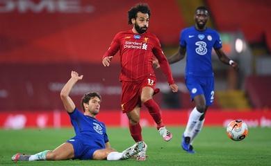 Đội hình kết hợp Chelsea vs Liverpool gồm 2 gương mặt mới
