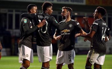 MU thay đổi 10 vị trí khi tái đấu Brighton như thế nào?