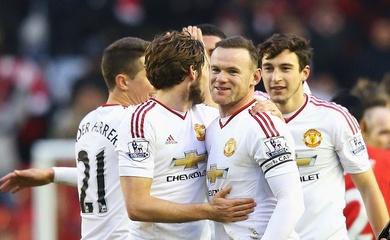 Đội hình MU thắng Liverpool năm 2016 còn lại những ai?