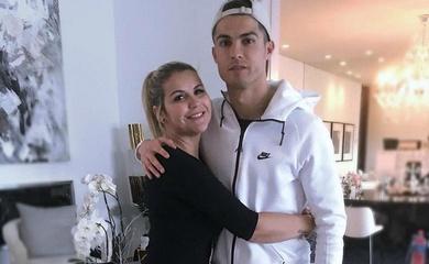 Chị gái Cristiano Ronaldo mua biệt thự trong mơ ở Brazil