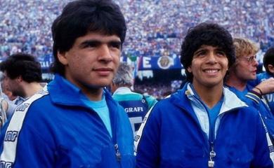 """Em trai Maradona nói về cú sốc """"sống mà cũng như chết"""""""