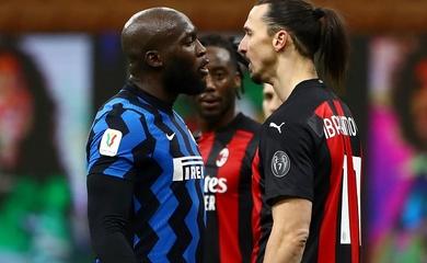 Ibrahimovic vs Lukaku: Từ vụ cá cược ở MU đến màn đụng độ ở derby