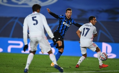 """Real Madrid và M'gladbach có thể """"bắt tay"""" khiến Inter bị loại"""