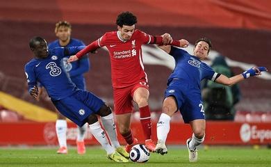 CĐV Liverpool nổi giận vì không được nhận phạt đền trước Chelsea