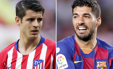 Morata đến Juventus, Suarez rời Barca cập bến Atletico Madrid