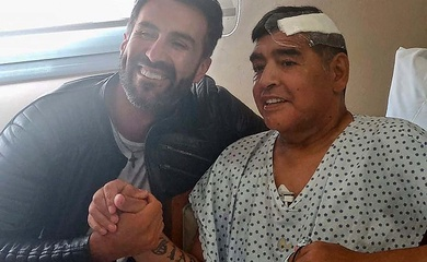Những lời cuối cùng của Maradona trước khi qua đời