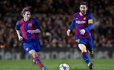 20 kỷ lục đặc biệt của Messi trong 20 năm với Barca