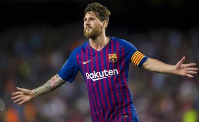 Messi với thành tích ghi bàn tàn khốc trước Alaves