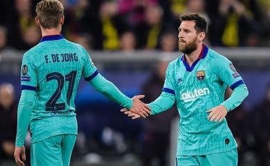 Barca đưa ra quyết định bất ngờ cho Messi ở trận gặp Dynamo Kiev