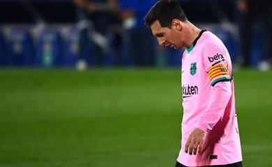Barca đang khiến Messi kiệt sức trước Champions League