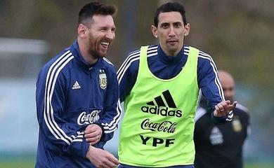 Tin bóng đá mới nhất hôm nay 25/9: Sao PSG gợi ý loại Messi khỏi đội tuyển