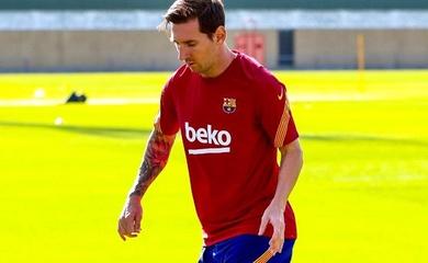 Messi thay đổi diện mạo mới khi chuẩn bị mở màn La Liga
