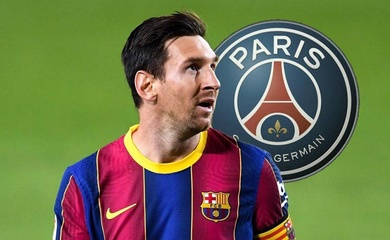 Messi và gia đình cho thấy dấu hiệu sẽ rời Barca chuyển sang PSG?