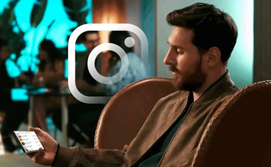 Messi theo dõi 231 người trên Instagram bao gồm những ai?
