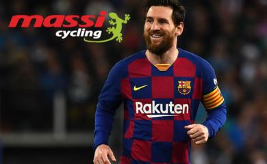 Messi giành chiến thắng trong cuộc chiến thương hiệu dài 9 năm