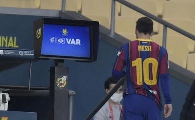 Góc quay mới cho thấy Messi không đánh cầu thủ Bilbao?