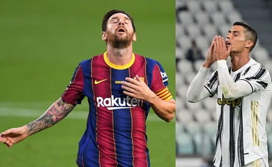 Messi và Ronaldo tiết lộ đối thủ khó khăn nhất từng đối mặt