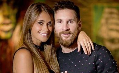 Messi gửi lời nhắn nhủ dịu dàng trong ngày sinh nhật vợ