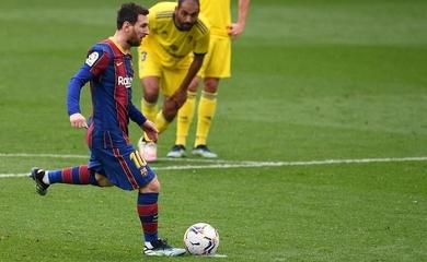 Messi và Ronaldo đã thực hiện bao nhiêu quả phạt đền?