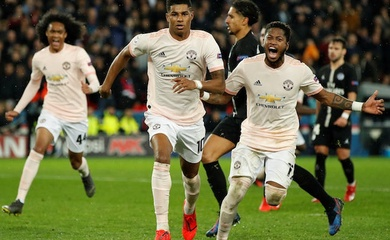 PSG vs MU 2020: Lịch sử đối đầu và đội hình dự kiến ở Champions League