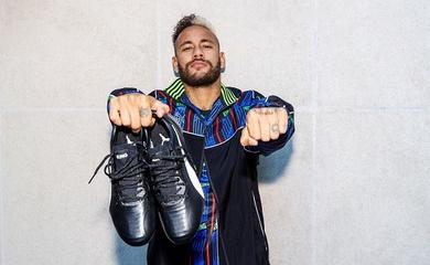 Neymar ký hợp đồng tài trợ mới giá trị hơn Messi và Ronaldo