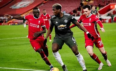 Pogba được HLV MU khen ngợi vì vai trò đặc biệt trước Liverpool