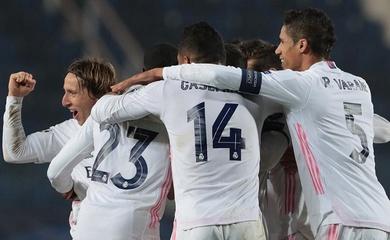 Chiến thắng của Real Madrid tránh được một thảm họa lịch sử