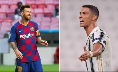 Ronaldo và Messi xếp thứ mấy ở cuộc đua tiền đạo xuất sắc nhất?