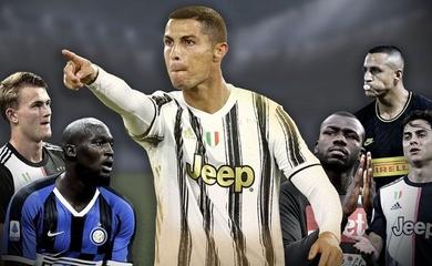 Ronaldo nhận lương cao hơn quỹ lương của 4 CLB Serie A